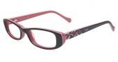 Lucky Brand Kids Spark Plug Eyeglasses Eyeglasses - Black