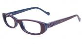 Lucky Brand Kids Spark Plug Eyeglasses Eyeglasses - Purple