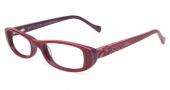 Lucky Brand Kids Spark Plug Eyeglasses Eyeglasses - Red