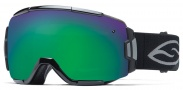 Smith Optics Vice Snow Goggles Goggles - Black / Green Sol-X Mirror