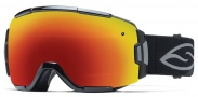 Smith Optics Vice Snow Goggles Goggles - Black / Red Sol-X Mirror