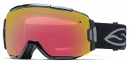 Smith Optics Vice Snow Goggles Goggles - Black / Red Sensor Mirror