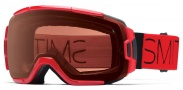 Smith Optics Vice Snow Goggles Goggles - Red Fire Block / RC36