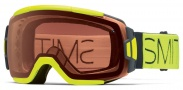 Smith Optics Vice Snow Goggles Goggles - Green Acid Block / RC36
