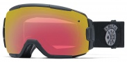Smith Optics Vice Snow Goggles Goggles - Black Sabotage / Red Sensor Mirror