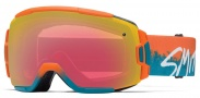 Smith Optics Vice Snow Goggles Goggles - Orange / Red Sensor Mirror
