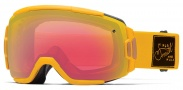 Smith Optics Vice Snow Goggles Goggles - Yellow Revival Mustard / Red Sensor Mirror