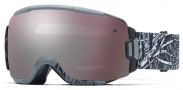 Smith Optics Vice Snow Goggles Goggles - Charcoal Stickfort / Ignitor Mirror