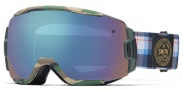 Smith Optics Vice Snow Goggles Goggles - Cyprus Plammo / Blue Sensor Mirror