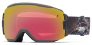 Smith Optics Vice Snow Goggles Goggles - Brown Screaming Eagle / Red Sensor Mirror