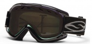 Smith Optics Sentry Snow Goggles Goggles - Black / Blackout Lens