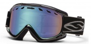 Smith Optics Sentry Snow Goggles Goggles - Black / Blue Sensor Mirror