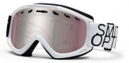 Smith Optics Sentry Snow Goggles Goggles - Black / White Date / Ignitor Lens
