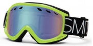 Smith Optics Sentry Snow Goggles Goggles - Acid Blockhead / Blue Sensor Mirror