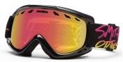 Smith Optics Sentry Snow Goggles Goggles - Stay Rad / Red Sol-X Lens