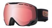 Bolle Emperor Goggles Goggles - 20937 Matte Black / Vermillion Gunmetal