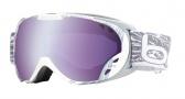 Bolle Duchess Goggles Goggles - 20972 White & Silver Wings / Aurora