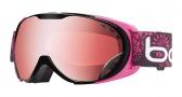 Bolle Duchess Goggles Goggles - 20979 Black & Pink Flower / Vermillion Gunmetal