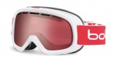 Bolle Bumpy Goggles Goggles - 20990 Shiny White Guitar / Vermillion Gunmetal