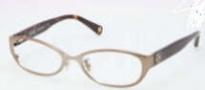 Coach HC5029 Eyeglasses Eyeglasses - 9002 Sand / Demo Lens