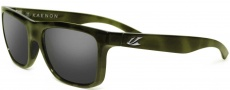 Kaenon Clarke Sunglasses Sunglasses - Green Tortoise / Polarized G12 Lenses