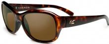 Kaenon Maya Sunglasses Sunglasses - Tortoise / B12 Lenses