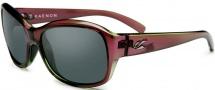 Kaenon Maya Sunglasses Sunglasses - Eggplant / Polarized G12 Lenses
