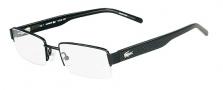 Lacoste L2139 Eyeglasses Eyeglasses - 001 Black