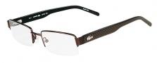 Lacoste L2139 Eyeglasses Eyeglasses - 210 Brown