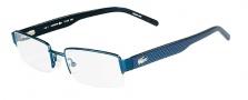 Lacoste L2139 Eyeglasses Eyeglasses - 424 Blue