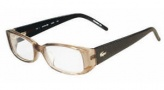 Lacoste L2640 Eyeglasses Eyeglasses - 234 Light Brown