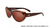 Kaenon Kat-I Sunglasses Sunglasses - Tortoise / Polarized C12 Lenses