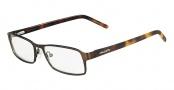 Lacoste L2136 Eyeglasses Eyeglasses - 704 Satin Bronze / Havana Temple