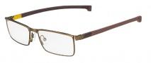 Lacoste L2142 Eyeglasses Eyeglasses - 704 Bronze