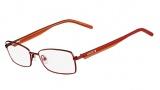 Lacoste L2144 Eyeglasses Eyeglasses - 830 Coral