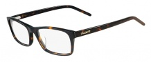 Lacoste L2602 Eyeglasses Eyeglasses - 214 Havana