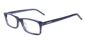 Lacoste L2602 Eyeglasses Eyeglasses - 424 Striped Blue