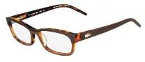 Lacoste L2638 Eyeglasses Eyeglasses - 210 Brown / Havana