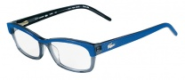 Lacoste L2638 Eyeglasses Eyeglasses - 424 Blue / Grey