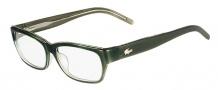 Lacoste L2643 Eyeglasses Eyeglasses - 315 Green