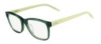 Lacoste L2649 Eyeglasses Eyeglasses - 315 Green