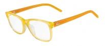 Lacoste L2649 Eyeglasses Eyeglasses - 799 Yellow