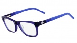 Lacoste L2651 Eyeglasses Eyeglasses - 424 Blue