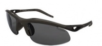 Switch Vision H-wall Sweptback Sunglasses Sunglasses - Dark Bronze