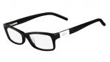 Lacoste L2657 Eyeglasses Eyeglasses - 001 Black