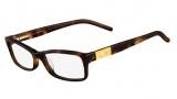 Lacoste L2657 Eyeglasses Eyeglasses - 214 Havana