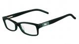 Lacoste L2657 Eyeglasses Eyeglasses - 315 Green