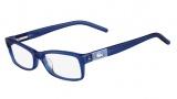 Lacoste L2657 Eyeglasses Eyeglasses - 424 Blue