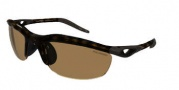 Switch Vision H-wall Wrap Sunglasses Sunglasses - Dark Tortoise / Polarized Lenses