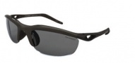 Switch Vision H-wall Wrap Sunglasses Sunglasses - Dark Bronze / Polarized Lenses